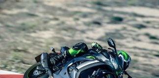 2018 Kawasaki ZX-10R SE top speed