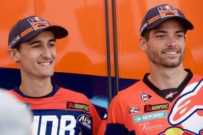 KTM Supercross Team 2018