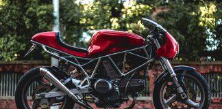 Kaspeed Custom Motorcycles Ducati 750 SS for sale