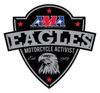 AMA Eagles Motorcycle Activist
