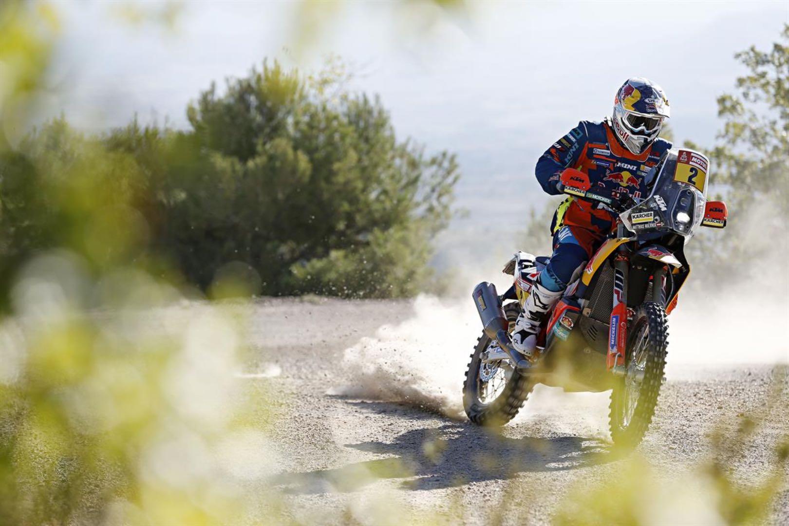 2018 Dakar Rally Motorcycle Preview: KTM's Matthias Walkner