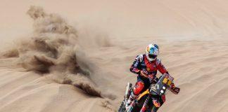2018 Dakar Rally Stage 3 Results: KTM's Sunderland Regains Lead