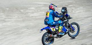 2018 Dakar Rally Stage 5: Yamaha's Adrien Van Beveren