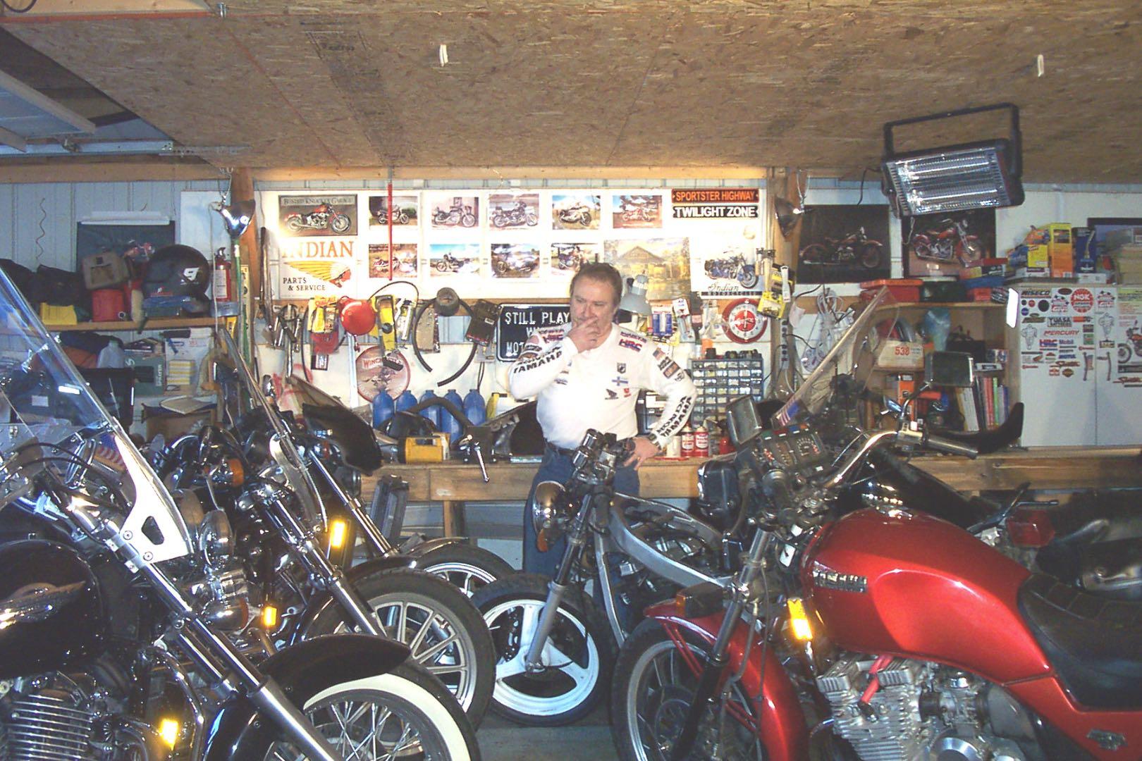 Gary Ilminen Motorcycles