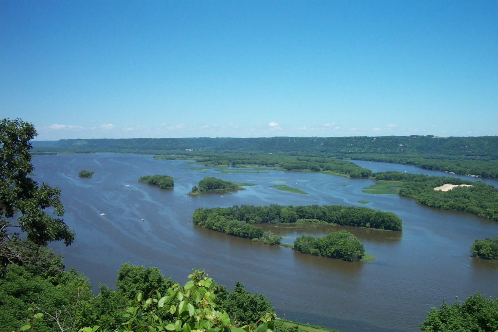 Mississippi in Iowa