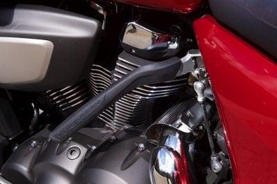 2018 Yamaha Star Venture engine torque