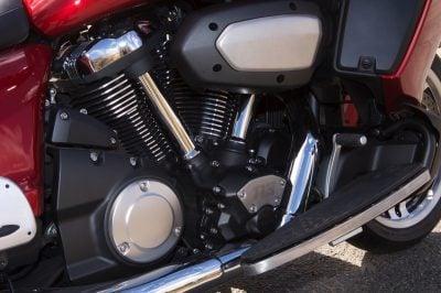 2018 Yamaha Star Venture engine size