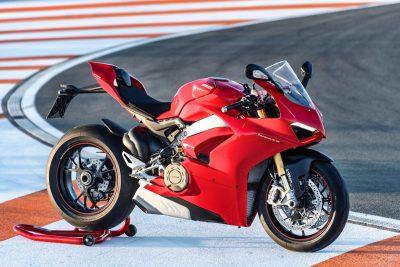 Ducati Panigale V4 horsepower