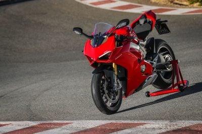 Ducati Panigale V4 photos