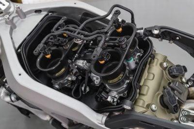 Ducati Panigale V4 Intake