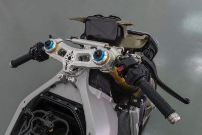 Ducati Panigale V4 Front Frame