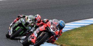 2018 Phillip Island World Superbike Results Ducati's Marco Melandri
