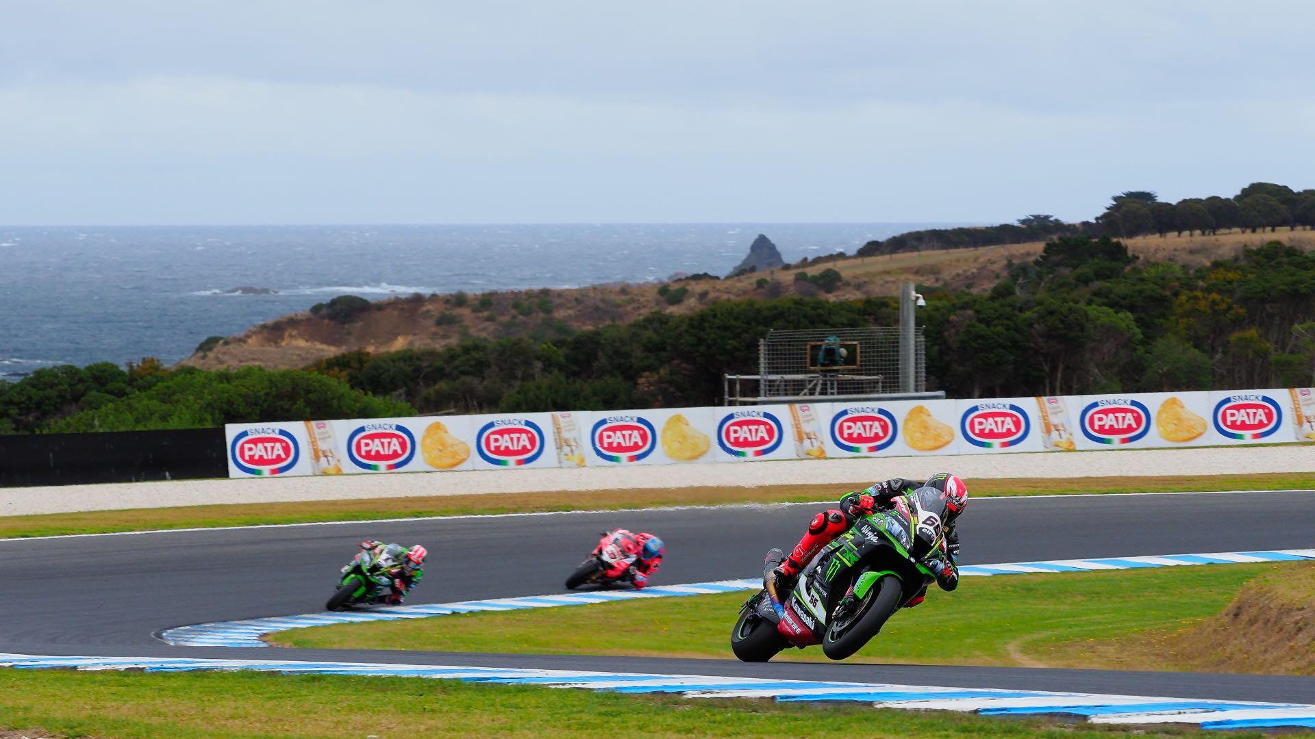 2018 Phillip Island World Superbike Results