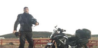 Joe Zimmerman Motorcycle Touring