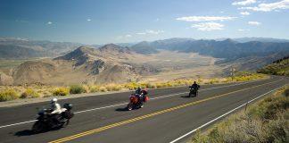 East Highway 89 California Motorcycle Roads