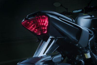 2018 Yamaha MT-07 brake lights
