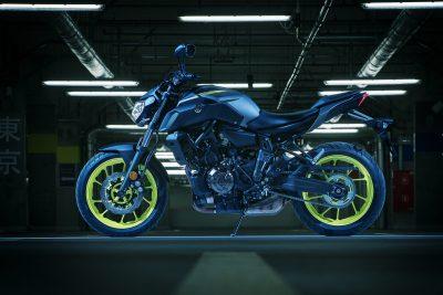 2018 Yamaha MT-07 for sale