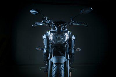 2018 Yamaha MT-07 profile
