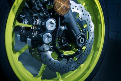 2018 Yamaha MT-07 abs brakes