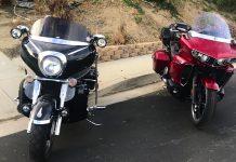 Iron Butt Comparison: 2018 Yamaha Star Venture vs Personalized 2007 Royal Star Venture