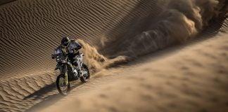 Husqvarna's Pablo Quintanilla Wins Abu Dhabi Desert Challenge