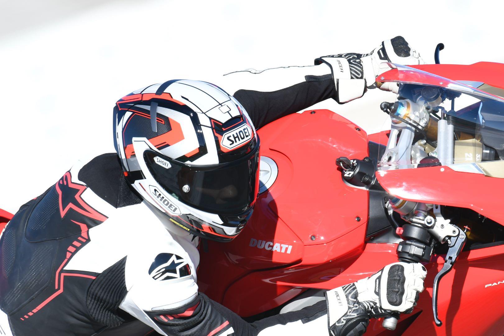 New University Study Debunks Motorcycle Helmet Neck Injury Risks