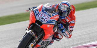 Ducati's Dovizioso Tops 2018 Qatar MotoGP Friday Practice: Results