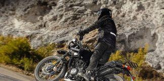 2018 Royal Enfield Himalayan adventure touring