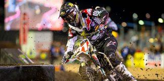 2018 St. Louis Supercross Preview Husqvarna's Jason Anderson
