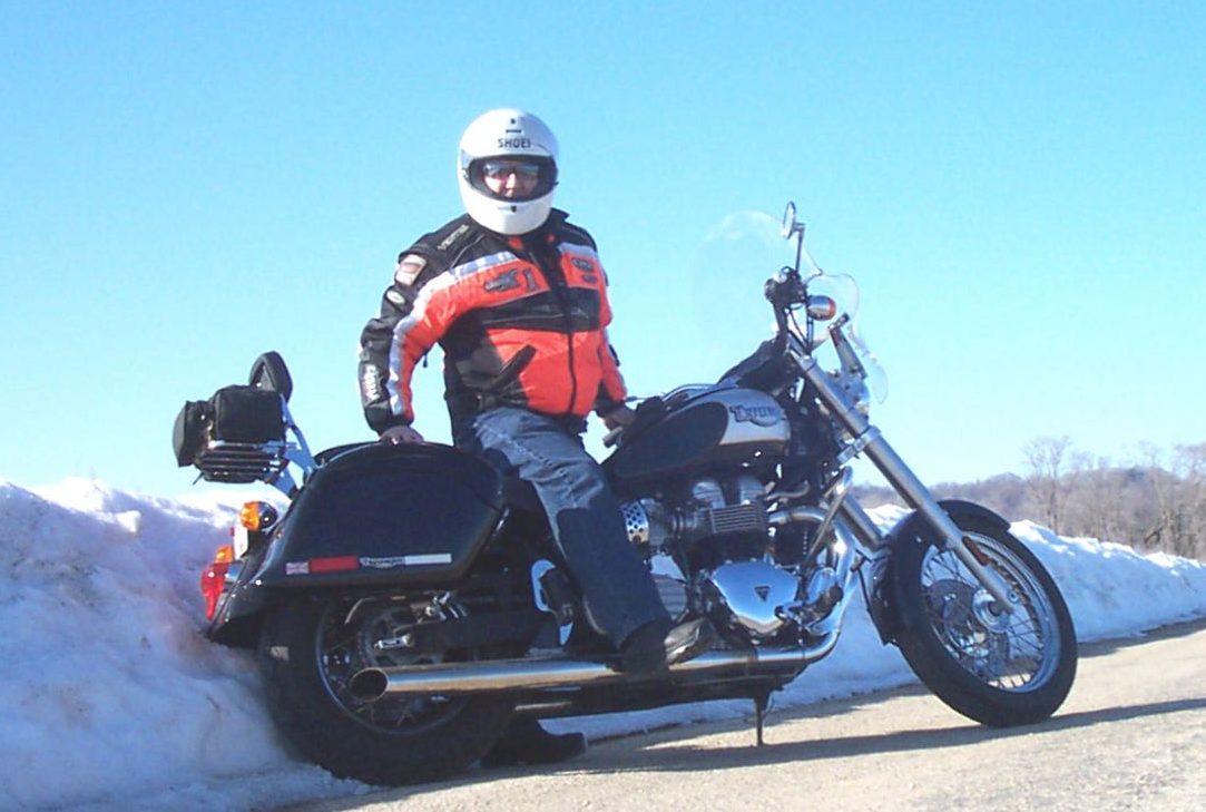 Wisconsin: Winter Wonderland for Motorcyclists