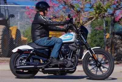 2018 Harley-Davidson Iron 1200