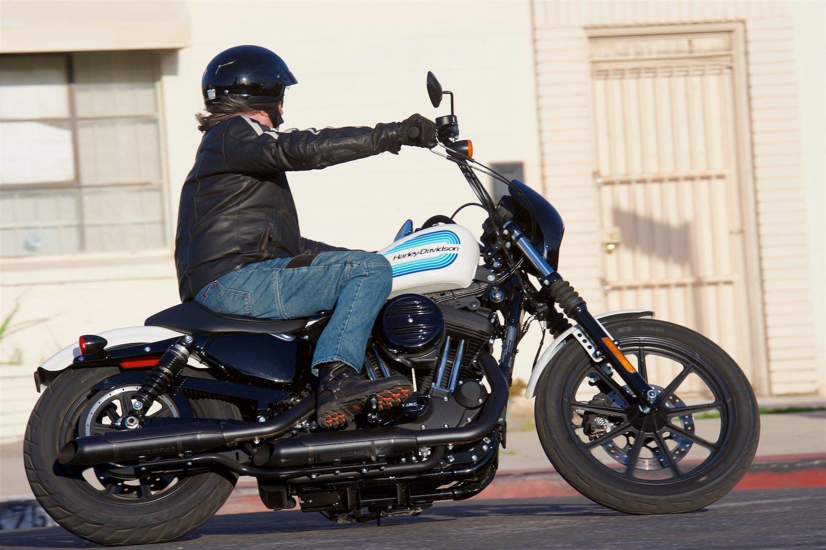 2018 Harley-Davidson Iron 1200 colors