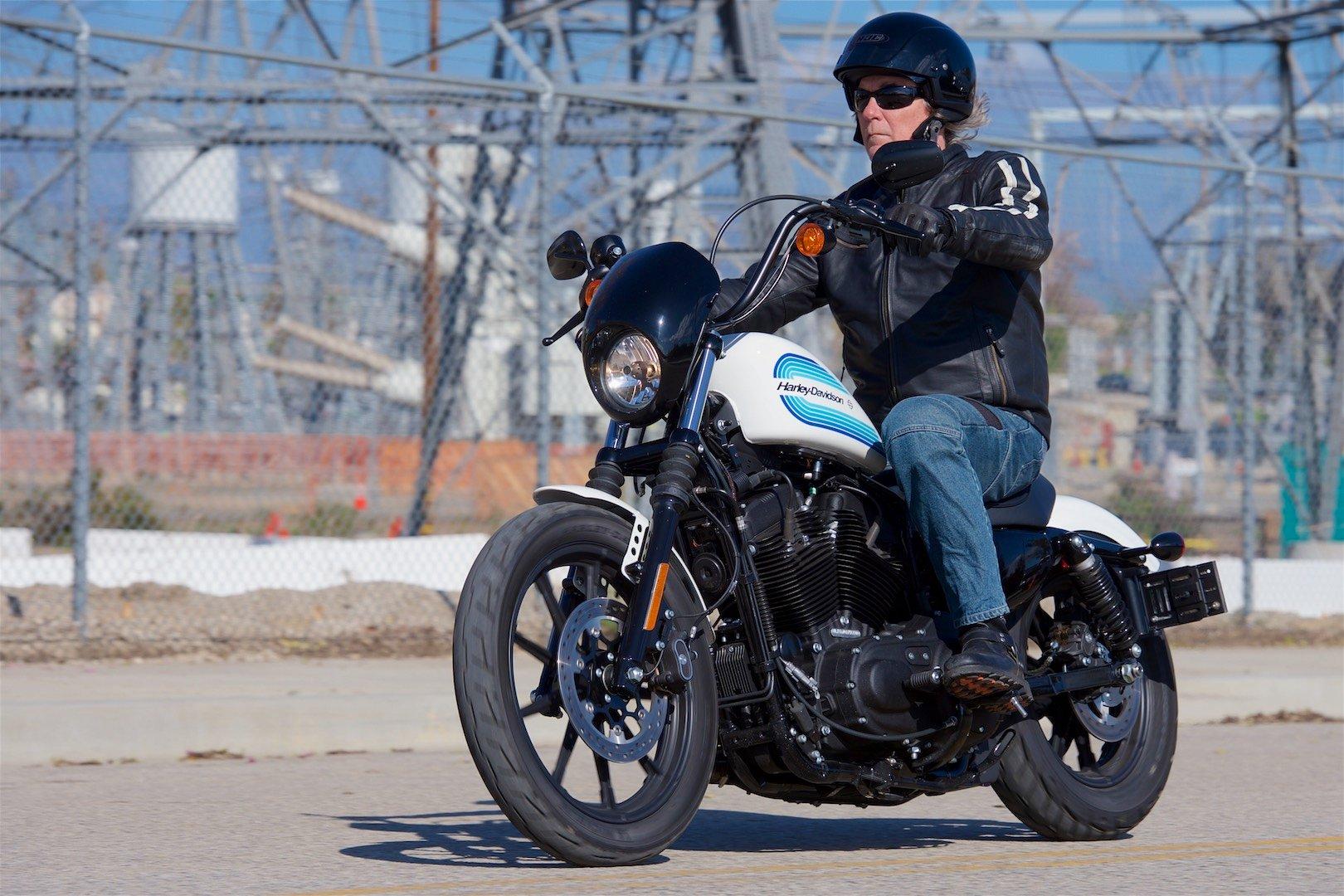 2018 Harley-Davidson Iron 1200 review