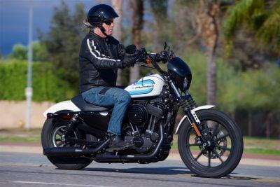 2018 Harley-Davidson Iron 1200 test