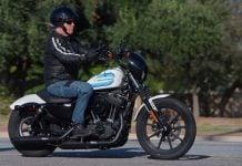 2018 Harley-Davidson Iron 1200 for sale