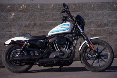 2018 Harley-Davidson Iron 1200 AMF style