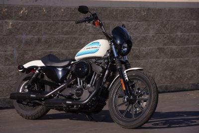 2018 Harley-Davidson Iron 1200 specs