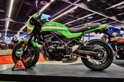 2018 Canadian Motorcycle Show Kawasaki
