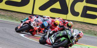 2018 Aragon Aragon World Superbike Results Kawasaki Jonathan Rea