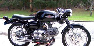 1967 Aermacchi Harley-Davidson 250 H