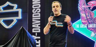 Ignacio de Isusi, Managing Director for Harley-Davidson Canada