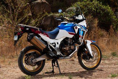 2018 Honda CRF1000L2 Africa Twin Adventure Sports DCT wheel size