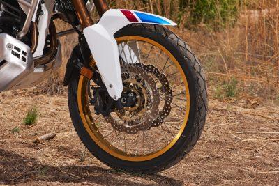 2018 Honda CRF1000L2 Africa Twin Adventure Sports DCT front wheel