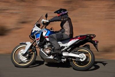 2018 Honda CRF1000L2 Africa Twin Adventure Sports DCT Test
