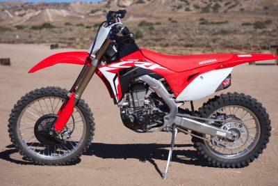 2018 Honda CRF450RX Project Bike parts