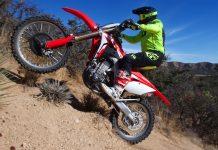 2018 Honda CRF450RX Project Bike suspension