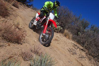 2018 Honda CRF450RX Project Bike tires