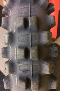 2018 Honda CRF450RX Project Bike dunlop tires