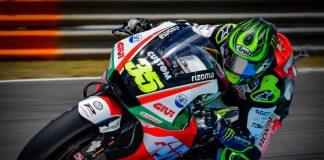 2018 Jerez MotoGP Friday Honda Cal Crutchlow