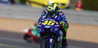 2018 Jerez MotoGP Results Yamaha's Valentino Rossi